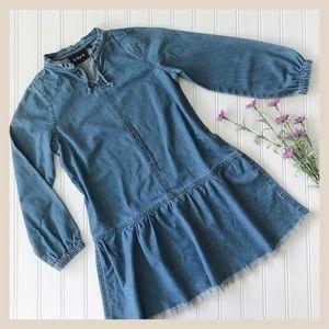 NWT Chambray Dress